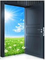 вскрыть дверь без ключа
